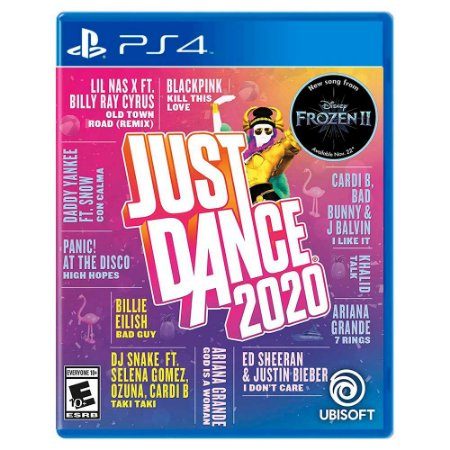 Just Dance 2020 (Usado) - PS4