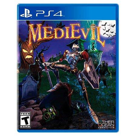 Medievil (Usado) - PS4
