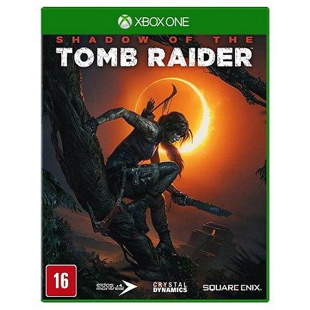 Shadow of the Tomb Raider (Usado) - Xbox One