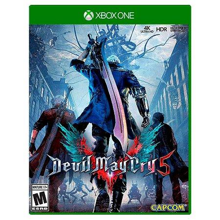 Devil May Cry 5 (Usado) - Xbox One