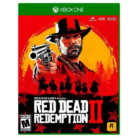 Red Dead Redemption 2 (Usado) - Xbox One