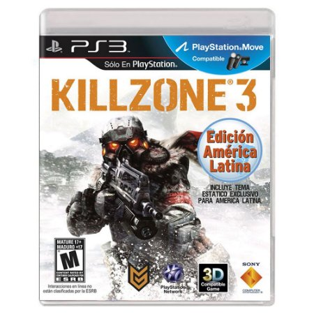 Killzone 3 (Usado) - PS3