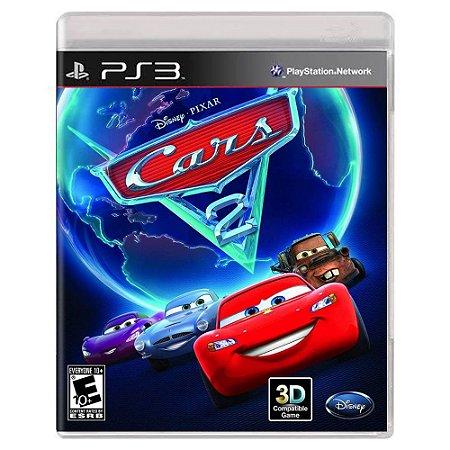 Cars 2: The Videogame (Usado) - PS3