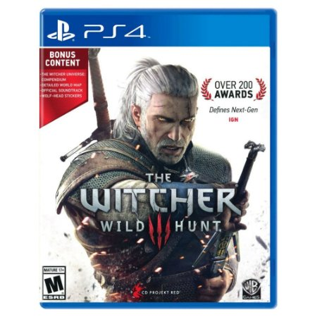 The Witcher 3: Wild Hunt (Usado) - PS4