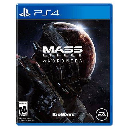Mass Effect: Andromeda (Usado) - PS4