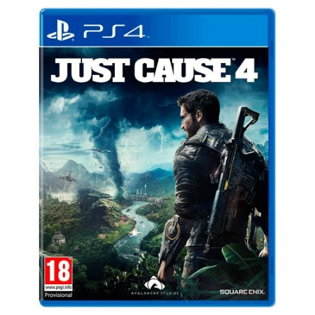 Just Cause 4 (Usado) - PS4
