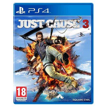 Just Cause 3 (Usado) - PS4