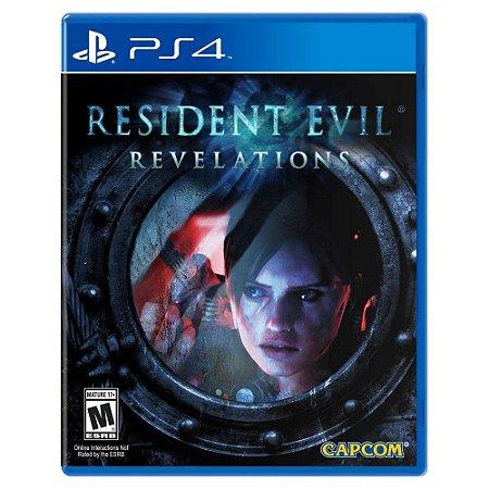 Resident Evil Revelations (Usado) - PS4
