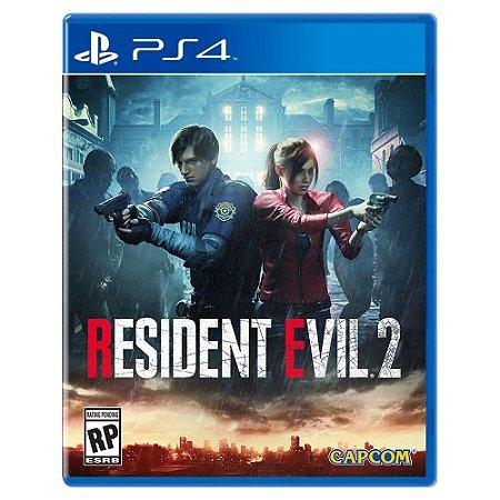 Resident Evil 2 (Usado) - PS4