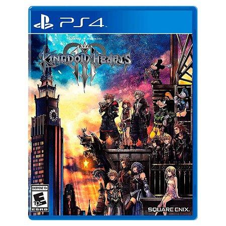 Kingdom Hearts III (Usado) - PS4