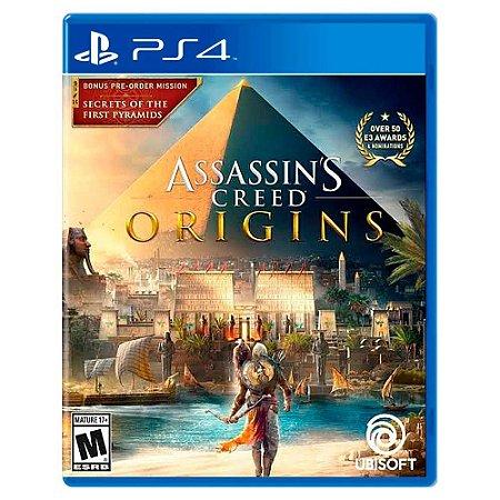 Assassin's Creed Origins (Usado) - PS4
