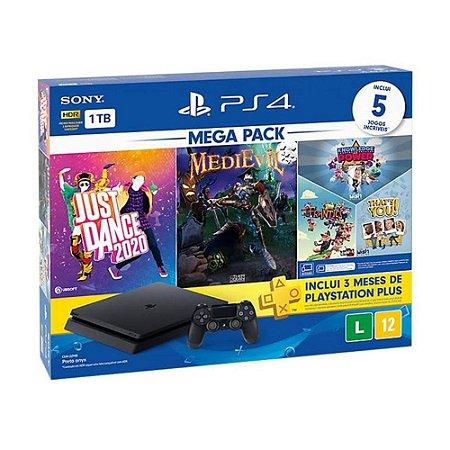 PlayStation 4 Slim 1TB Hits Bundle V11