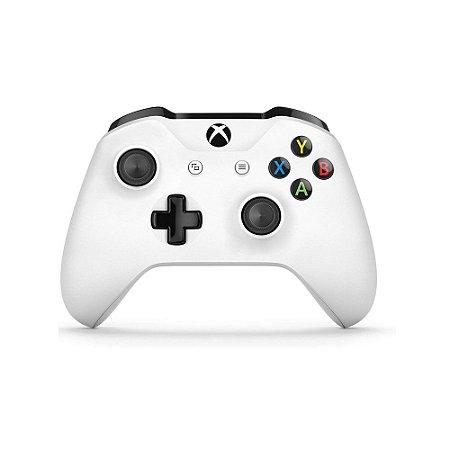 Controle Xbox One - Branco