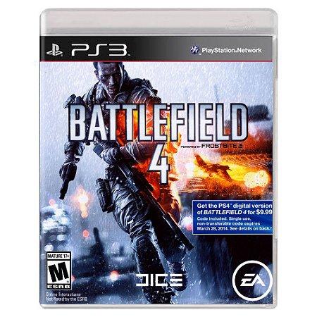 Battlefield 4 (Usado) - PS3