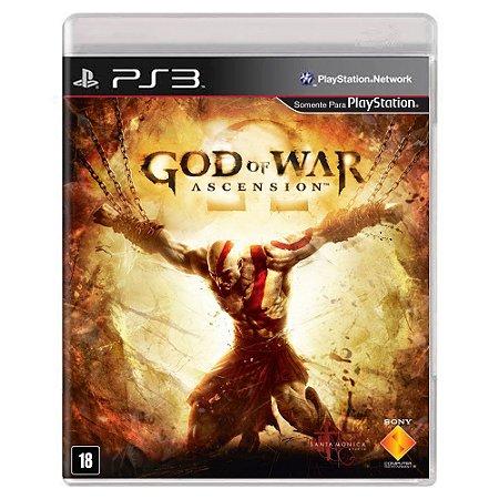 God of War Ascension (Usado) - PS3