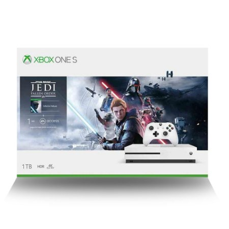 Xbox One S 1TB + Star Wars Jedi Fallen Order