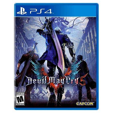 Devil May Cry V (Usado) - PS4