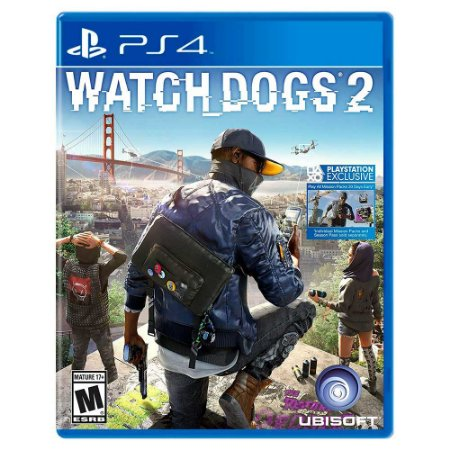Watch Dogs 2 (Usado) - PS4