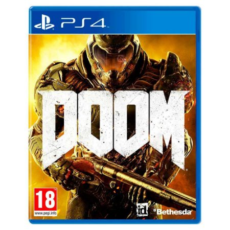 Doom (Usado) - PS4