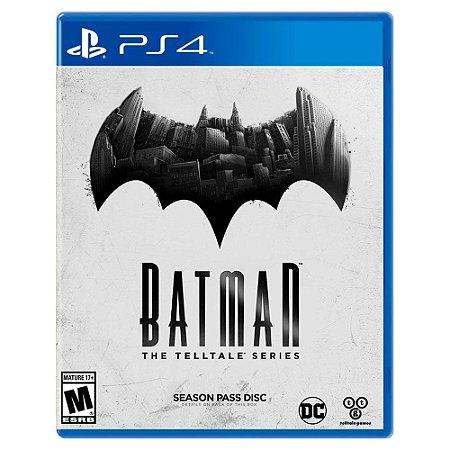 Batman: The Telltale Series (Usado) - PS4