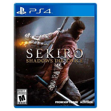 Sekiro: Shadows Die Twice (Usado) - PS4