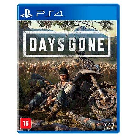 Days Gone (Usado) - PS4
