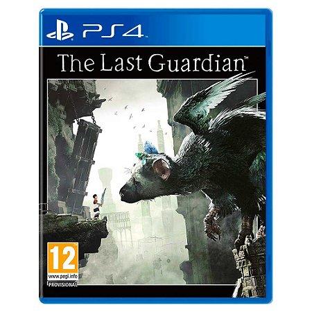 The Last Guardian (Usado) - PS4