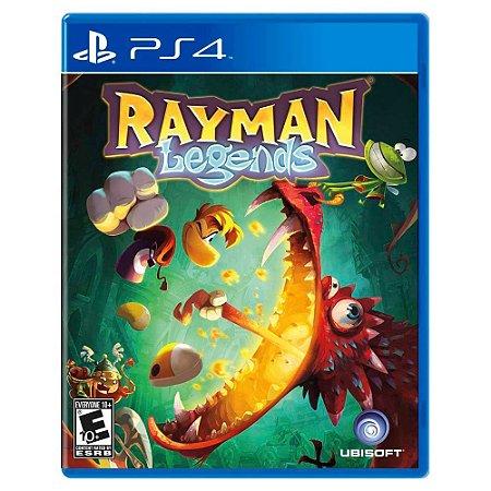 Rayman Legends (Usado) - PS4