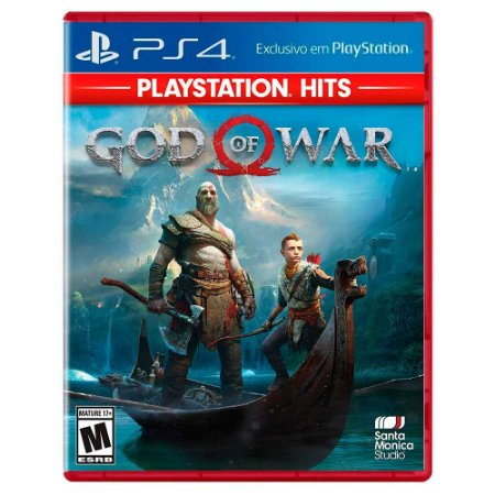 God of War (Usado) - PS4