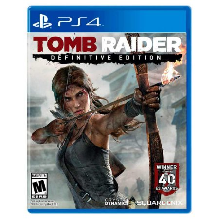 Tomb Raider (Usado) - PS4