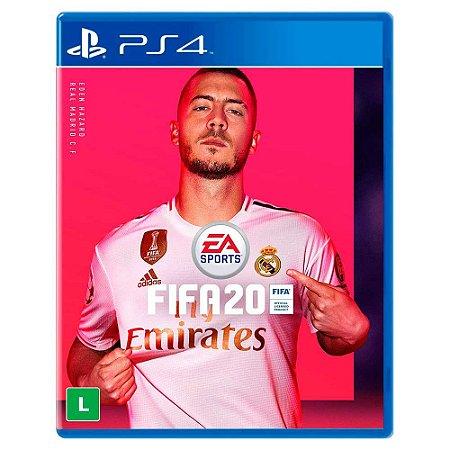 Fifa 20 (Usado) - PS4