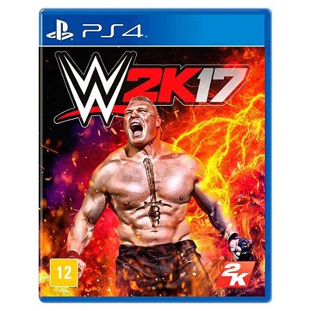 WWE 2K17 (Usado) - PS4