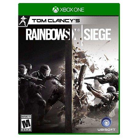 Rainbow Six Siege (Usado) - Xbox One