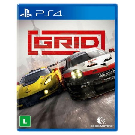Grid (Usado) - PS4