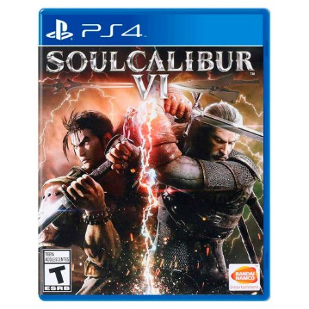 Soul Calibur VI (Usado) - PS4