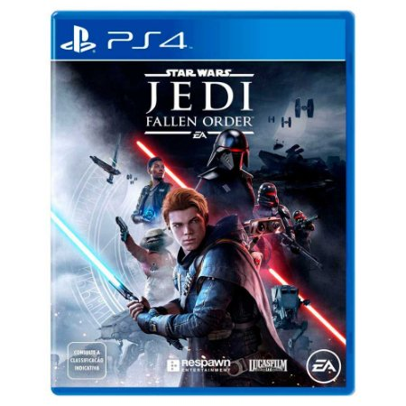 Star Wars Jedi: Fallen Order (Usado) - PS4