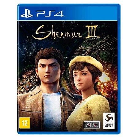Shenmue III (Usado) - PS4