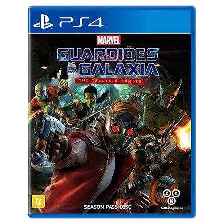 Marvel's Guardiões da Galáxia (Usado) - PS4