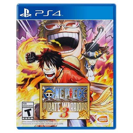 One Piece: Pirate Warriors 3 (Usado) - PS4
