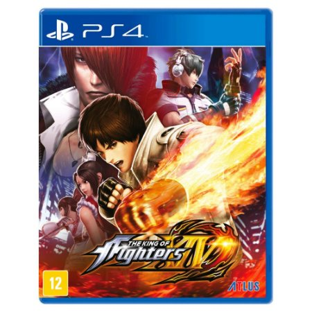 The King of Fighters XIV (Usado) - PS4