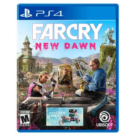 Far Cry New Dawn (Usado) - PS4
