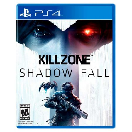 Killzone: Shadow Fall (Usado) - PS4
