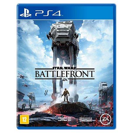 Star Wars Battlefront (Usado) - PS4