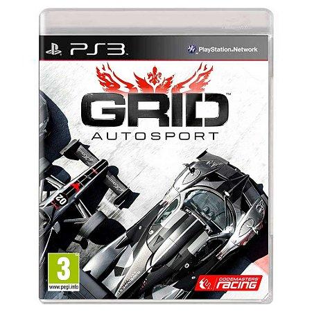 Grid Autosport (Usado) - PS3