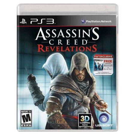 Assassin's Creed: Revelations (Usado) - PS3