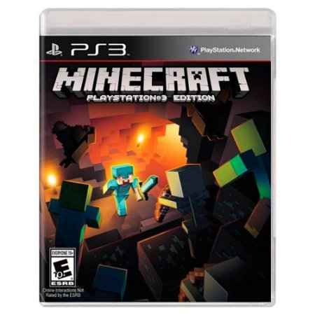 Minecraft (Usado) - PS3