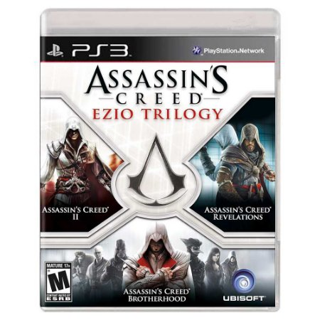 Assassin's Creed: Ezio Trilogy (Usado) - PS3