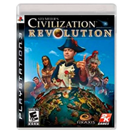 Civilization Revolution (Usado) - PS3