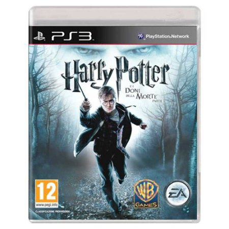 Harry Potter and the Deathly Hallows - Part 1 (Usado) - PS3