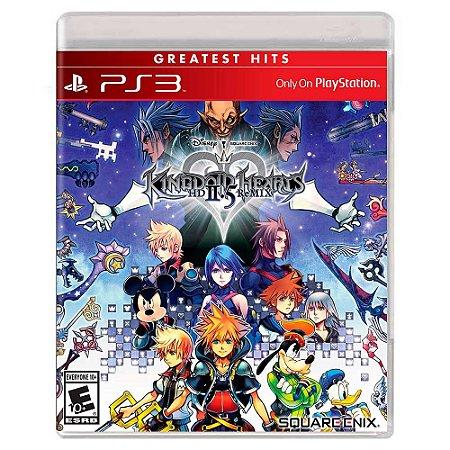 Kingdom Hearts HD 2.5 Remix (Usado) - PS3